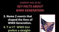 Session 3 - WWII Generation
